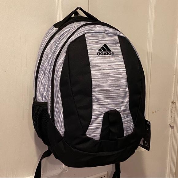 Adidas Book Bag Backpack Gym Workout Hiking